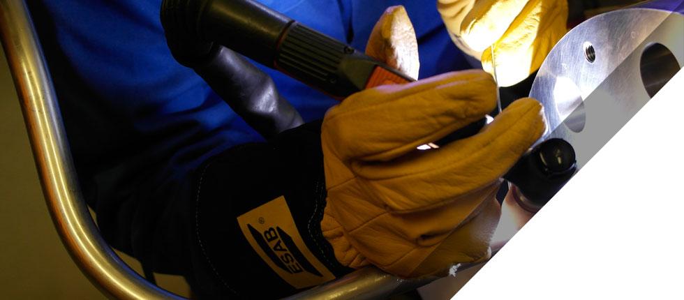 Manual TIG Welding