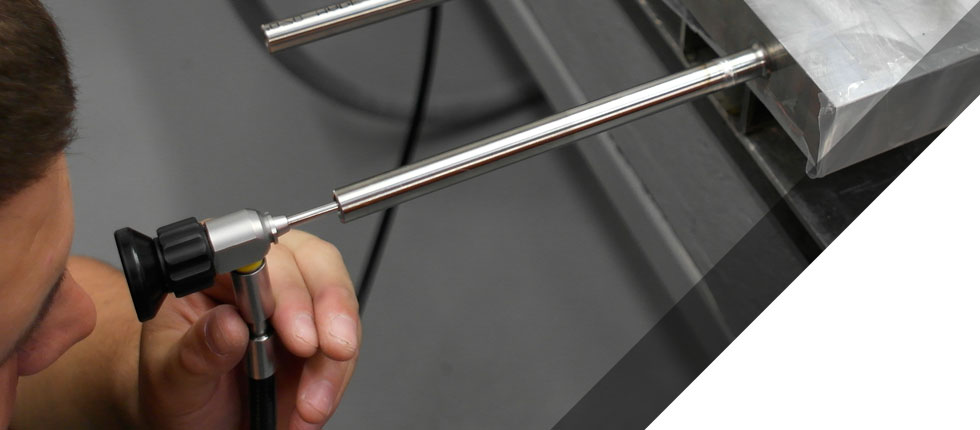 Steel Weld Inspection